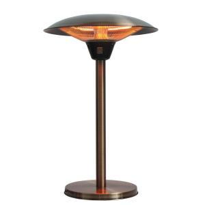 """Cimarron - 31"""" 1500W Table Top Halogen Patio Heater"""