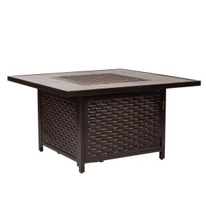 "Baker - 42"" LPG Fire Pit Table"