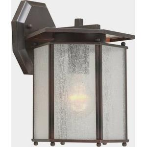 One Light Outdoor Lantern