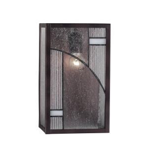 "12"" One Light Outdoor Wall Lantern"