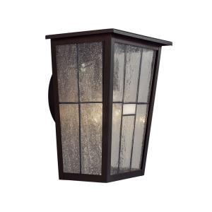 "9.25"" One Light Outdoor Wall Lantern"