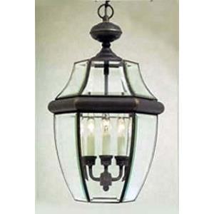 Hanging Bronze Lamp