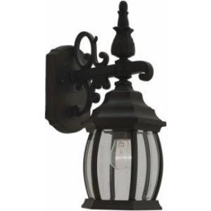 One Light Cast Aluminium Outdoor Lantern