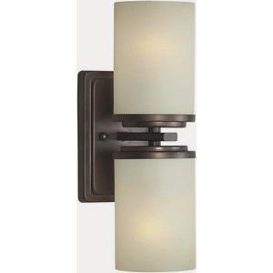 Two Light Wall Bracket