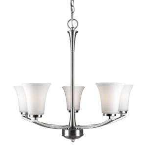 "23.25"" Five Light Chandelier"