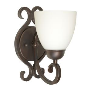 "9.5"" One Light Wall Sconce"