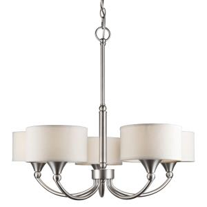 "25"" Five Light Chandelier"