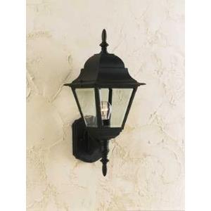 1 Light Cast Aluminum Outdoor Lantern