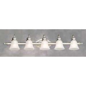 Five Light Bath Bracket
