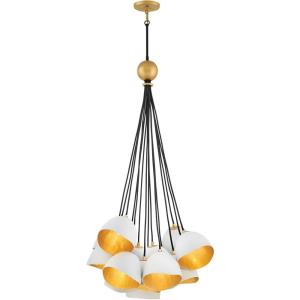 Nula - Fifteen Light Cluster Pendant