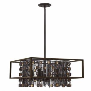 "Mercato - 12.5"" Five Light Chandelier"
