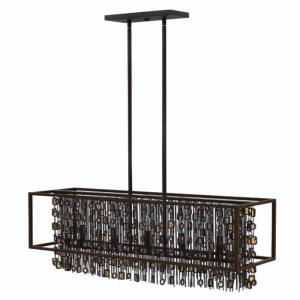 "Mercato - 15.5"" Five Light Chandelier"