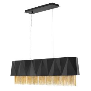 Zuma - Five Light Linear Chandelier