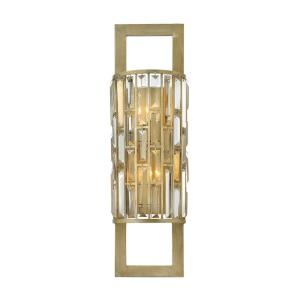 "Gemma - 8"" Two Light Wall Sconce"