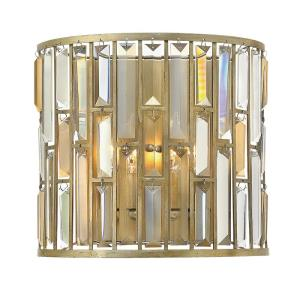 "Gemma - 11"" Two Light Wall Sconce"