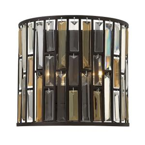 "Gemma - 12.25"" Two Light Wall Sconce"