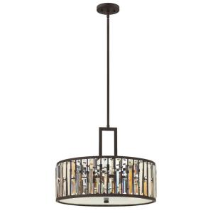 "Gemma - 21.25"" Three Light Foyer"