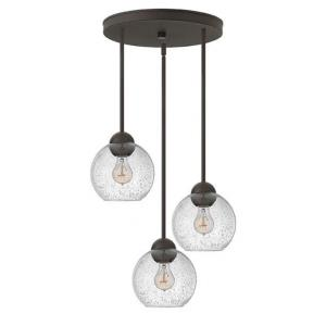 "Vivo - 18.5"" Three Light Pendant"