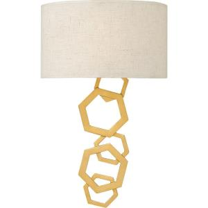 Moxie - Two Light Wall Sconce
