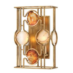 Lucia - Two Light Wall Sconce