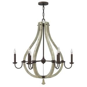 Middlefield - Six Light Chandelier
