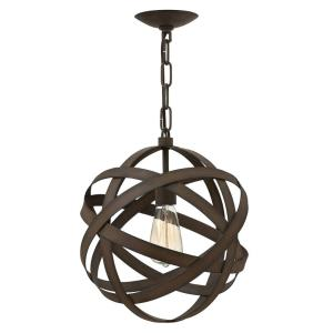 Carson - One Light Mini Pendant