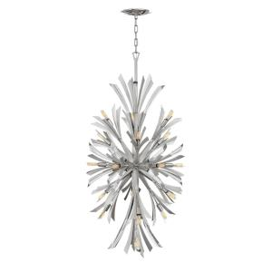 Vida - Nineteen Light Large Orb Chandelier