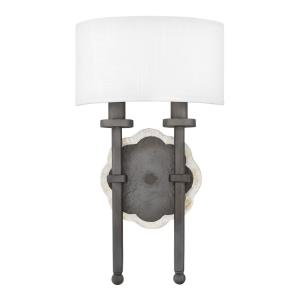 Alba - Two Light Wall Sconce