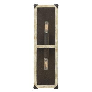 Emilie - Two Light Wall Sconce
