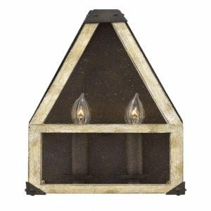 "Emilie - 14"" Two Light Wall Sconce"