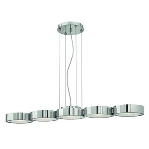 Broadway - Five Light Linear Chandelier