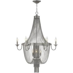 Regis - Nine Light 2-Tier Chandelier