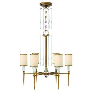 Bentley - Six Light Chandelier