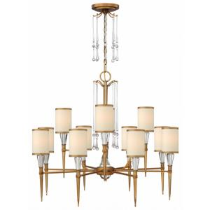 Bentley - Twelve Light Chandelier