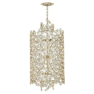 Anya-Nine Light 3-Tier Chandelier-20 Inches Wide by 42.75 Inches Tall
