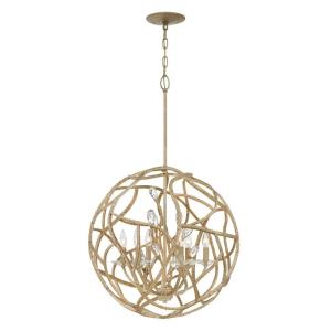 Eve - Six Light Chandelier