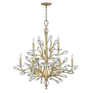 Eve - Nine Light 2-Tier Chandelier
