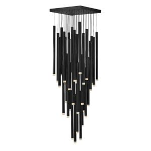 Vida - Twelve Light 2-Tier Chandelier
