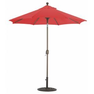 Deluxe Auto Tilt - 7.5' Round Umbrella