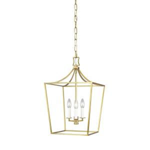 Southold by Chapman & Myers-Three Light Chandelier-13.5 Inches Wide by 20.75 Inches Tall