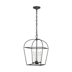 Stonington-Four Light Chandelier-13.38 Inches Wide by 21 Inches Tall