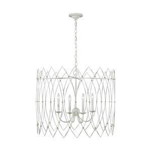Gardner by Chapman & Meyers-Four Light Chandelier-30.5 Inches Wide by 24.88 Inches Tall