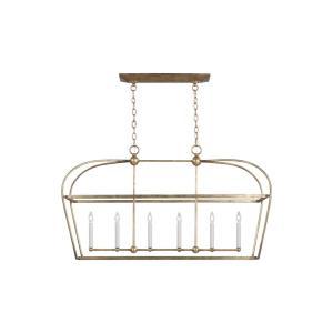 Stonington - 6 Light Linear Lantern