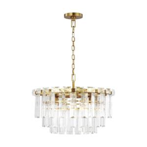 Arden from C&M by Chapman and Myers - 10 Light Medium Chandelier