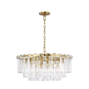 Arden from C&M by Chapman and Myers - 16 Light Large Chandelier