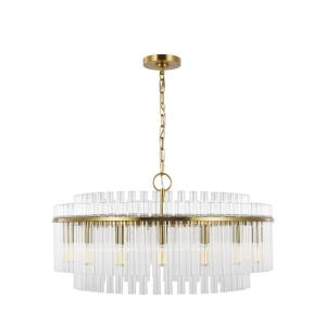 Beckett from C&M by Chapman & Myers - 16 Light Large Chandelier