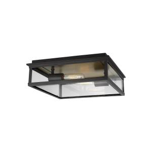 Freeport by Chapman & Myers - 2 Light Large Outdoor Flush Mount