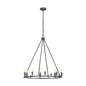 Ellen Collection -Caroline - Eight Light Chandelier