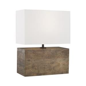 Ellen Collection -Redmond - 19.75 Inch 9.5W 1 LED Table Lamp