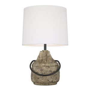 Ellen Collection -Augie - 27.38 Inch 9.5W 1 LED Table Lamp